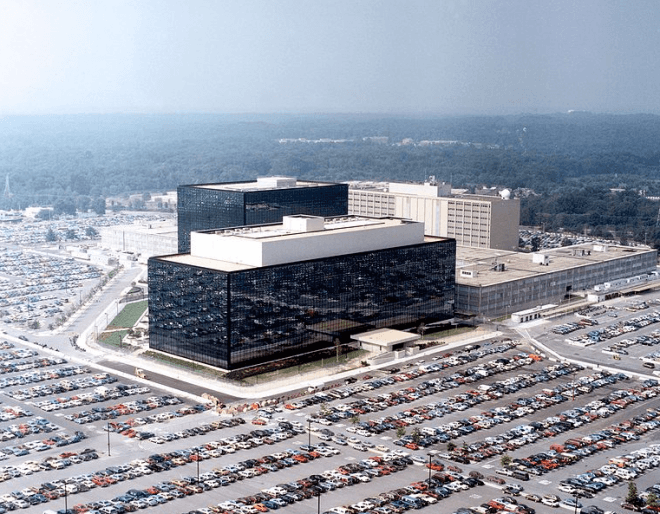 NSA Headquarters in Maryland