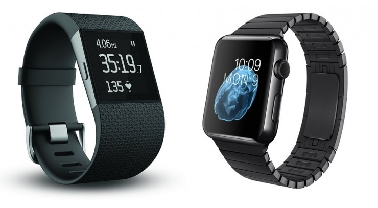 Fitness Tracker Showdown: Apple Watch vs FitBit By An ...