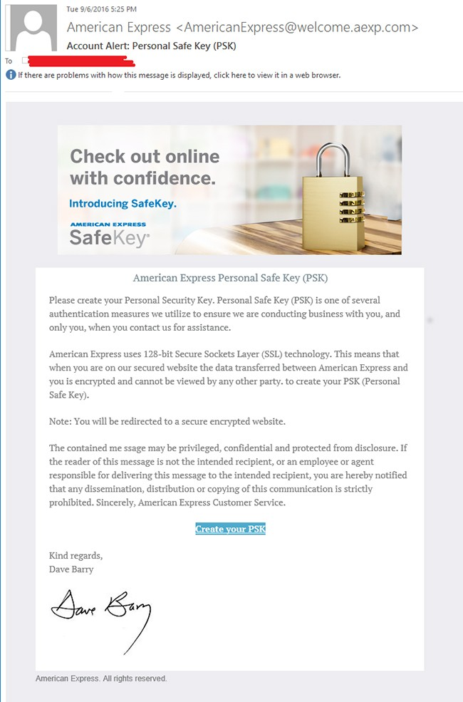 fake-amex-safekey-email