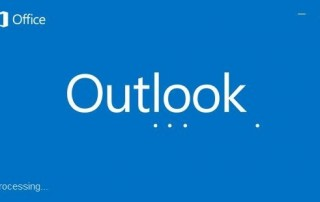outlook instant search KB4471321
