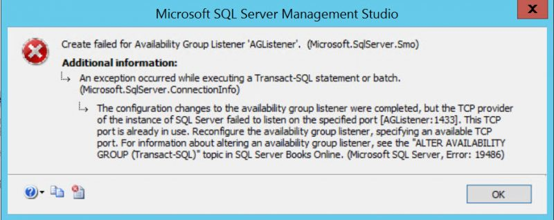 How To Fix SQL Server TCP Port is Already in Use Error After July