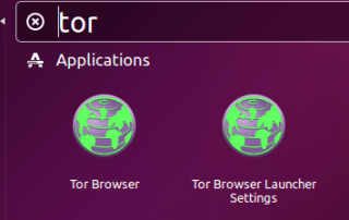 tor browser ubuntu