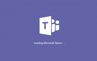 Microsoft Teams Loading